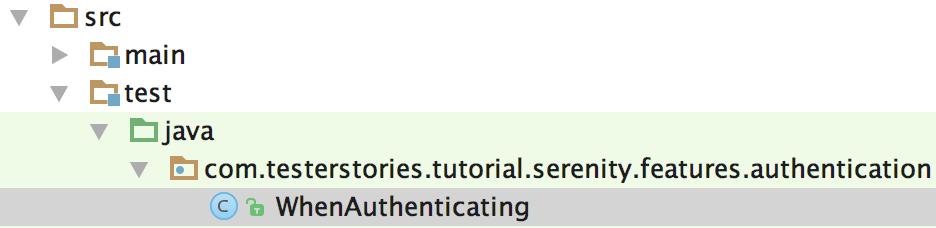 Java Automation with Serenity » Stories from a Software Tester